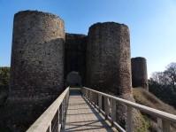 White Castle - drawbridge no more