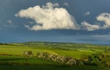 Cloud over Shirlett
