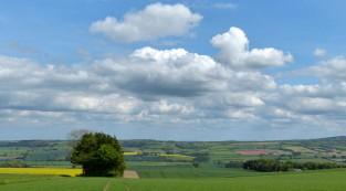 Wenlock Edge view