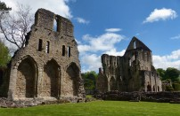 Wenlock Priory 3