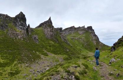 Fingal's Pinnacles