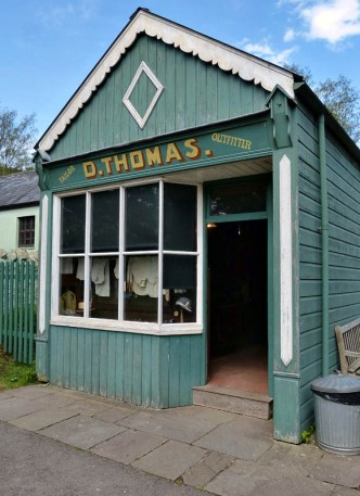 D Thomas Tailor Outfitter