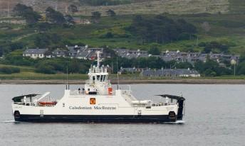Hallaig - the Raasay ferry