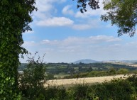 A view to the Wrekin