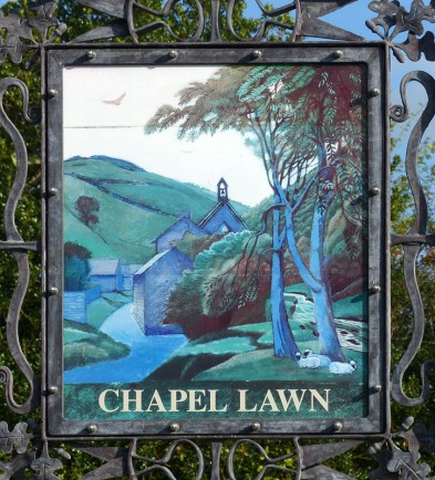 Chapel Lawn and Caer Caradoc