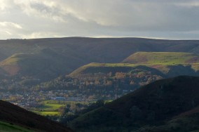 Church Stretton and the Mynd