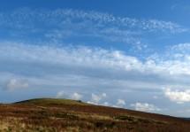 On Hope Bowdler hill
