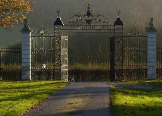 Out through the gates