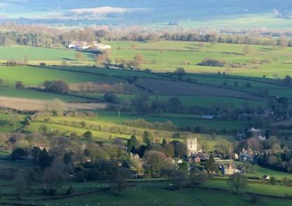 Sunshine on Cardington