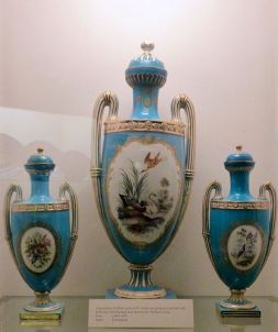 John Randall vases