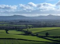 The Lawley and Caer Caradoc