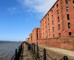 Back of Albert Dock