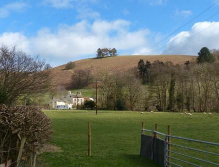 Hopesay Hill