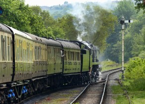 Taw Valley departure
