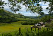 A view to Cwmyoy