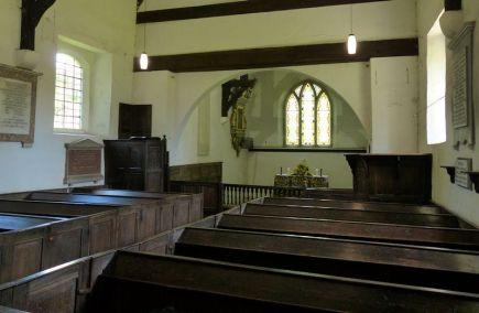 Benthall church