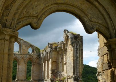 Refectory ruins