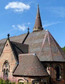 St Mary's Jackfield