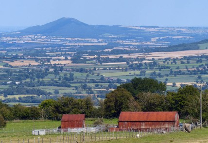 Corrugated iron and Wrekin