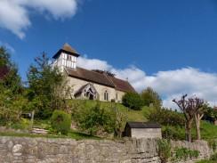 Sheinton church