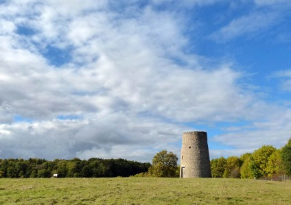 Wenlock windmill