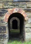 Brick arch at Bedlam