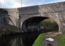 Burntwood Road Bridge