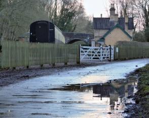Coalport GWR reflections