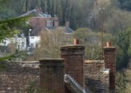 Coalbrookdale chimneys