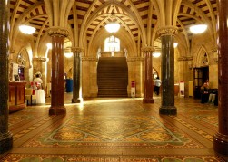 Rochdale town hall interior 1