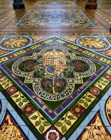 Rochdale town hall interior 4