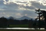 Sunlight on the hills