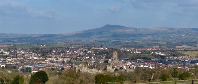 A Ludlow panorama