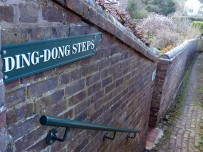 Ding-dong steps