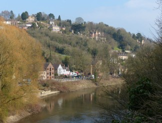 Ironbridge riverside