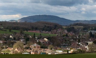 Wenlock and the Wrekin