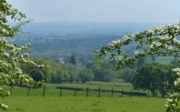 May in Herefordshire