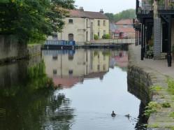 Canal head