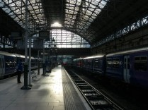 Early evening - Manchester Piccadilly