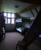 It's a youth hostel