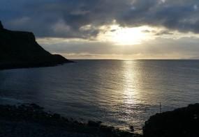 Evening at Camas Mor