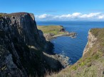 From the cliffs of Meall Tuath