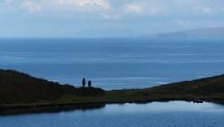 Langaig and the sea beyond