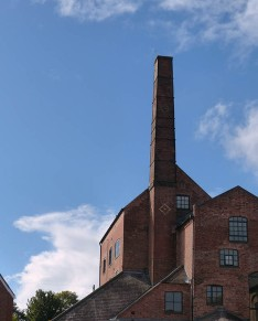 Old Kingsland brewery