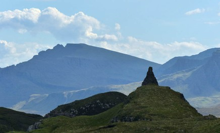 Pinnacle and the Storr