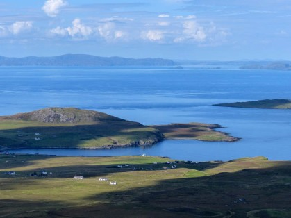 Rubha na h-Aiseig and distant Lewis