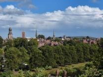 Shrewsbury townscape