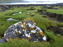 Staffin shore