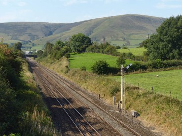 Walking from Edale station