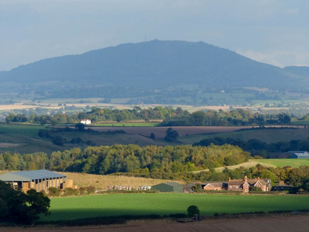 Last look at the Wrekin